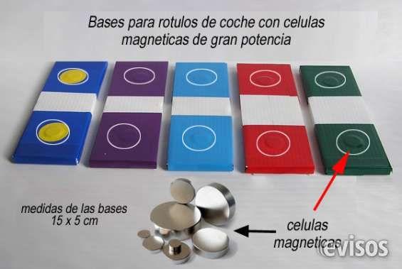 Rotulos carteles de coche bases magneticas con imanes muy potentes  Rotulos carteles de coche bases magneticas con imanes muy  ..  http://malaga-city.evisos.es/rotulos-carteles-de-coche-bases-magneticas-con-imanes-muy-potentes-id-660567