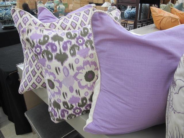 LOVE: Montana House, Purple S, Pretty Purples