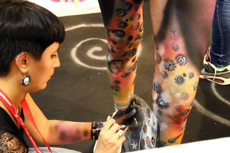 body art belgrade