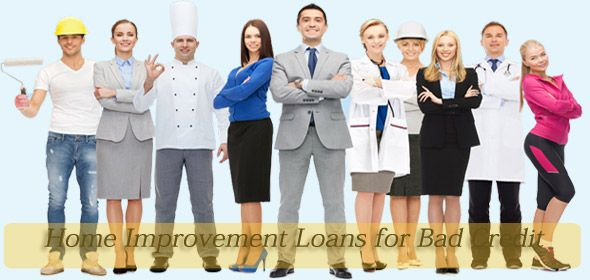 Do You Want to Satiate the Needs of Funds to renovate your home? Home improvement loans for bad credit borrowers are available online. Improve your credit ratings with timely repayment of loans.