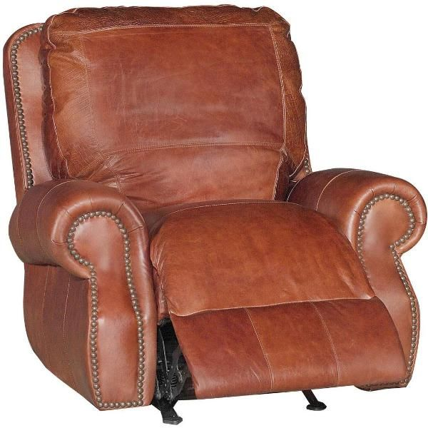 44 Quot Brandy Leather Power Recliner Great Quot Man Chair Quot For