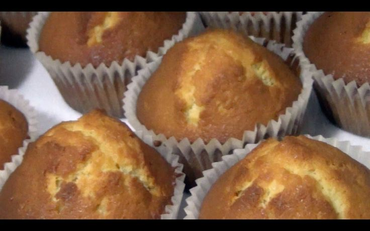 Muffin, cupcake allo yogurt
