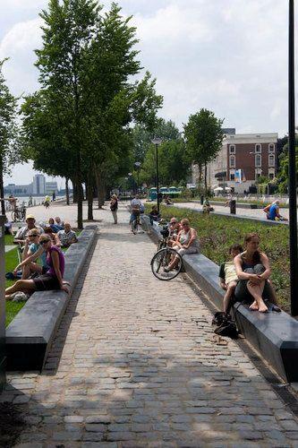 Westerkade, Rotterdam, The Netherlands, Holland