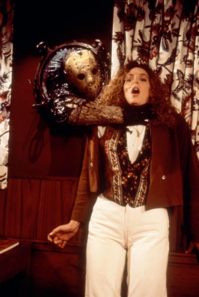 FRIDAY THE 13TH PART VIII: JASON TAKES MANHATTAN, Kane Hodder (as Jason), 1989, (c)Paramount