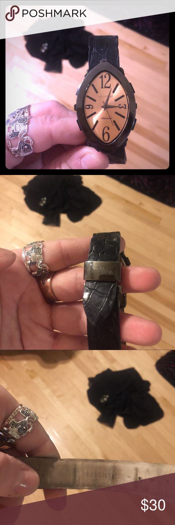 Traded-Shelly Valentino watch needs batteries-used Accessories Watches