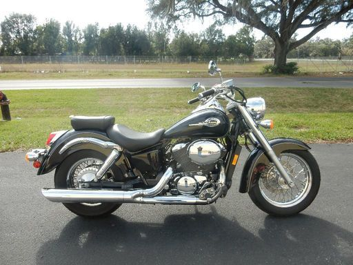 Check out this 2002 Honda SHADOW 750 listing in Wildwood, FL 34785 on Cycletrader.com. It is a Cruiser Motorcycle and is for sale at $2995.