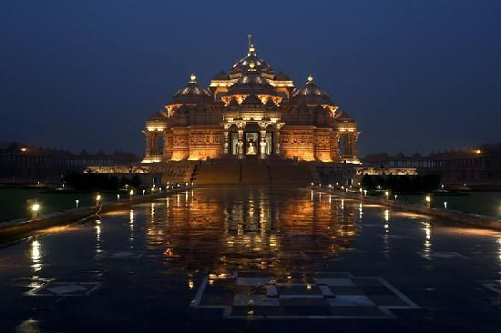 Swaminarayan Akshardham (New Delhi, India): Address, Phone Number, Top-Rated Attraction Reviews - TripAdvisor