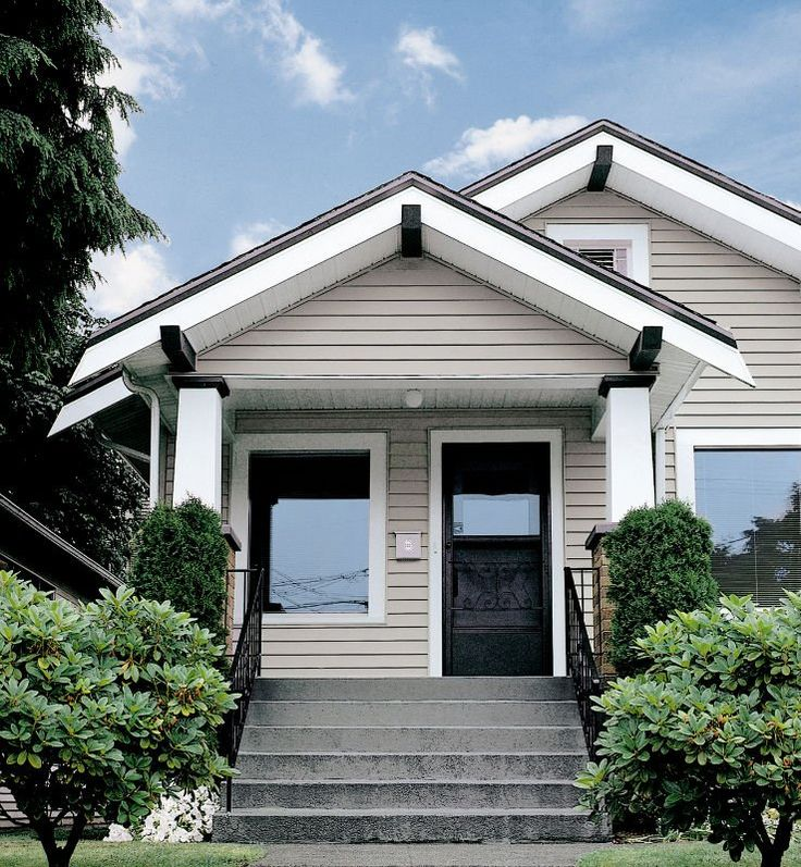 Bungalow Paint Schemes: Pin By Mary Ann Hansen On Bungalow Exterior Colors