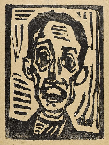 Portrait I - William H. Johnson