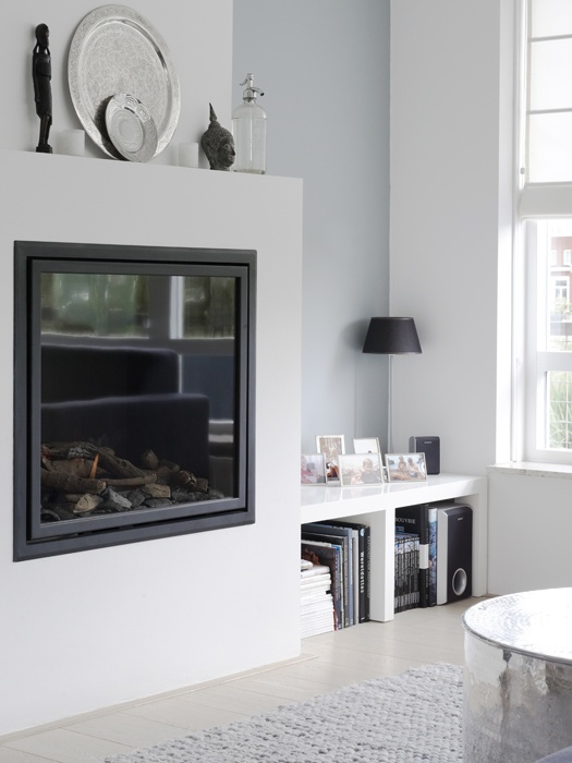 Fireplace / Thuis bij....Stephanie blog: ensuus - pictures Marjon Hoogevorst