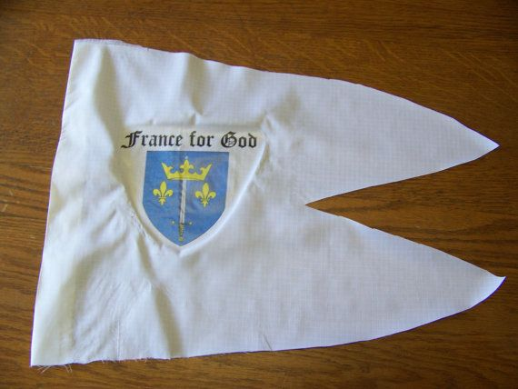 St. Joan of Arc Costume for Girls by faithfulfindz on Etsy