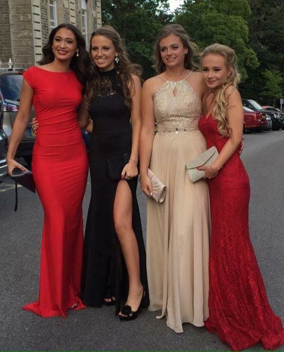 Made to order bespoke ball dresses different styles and colour