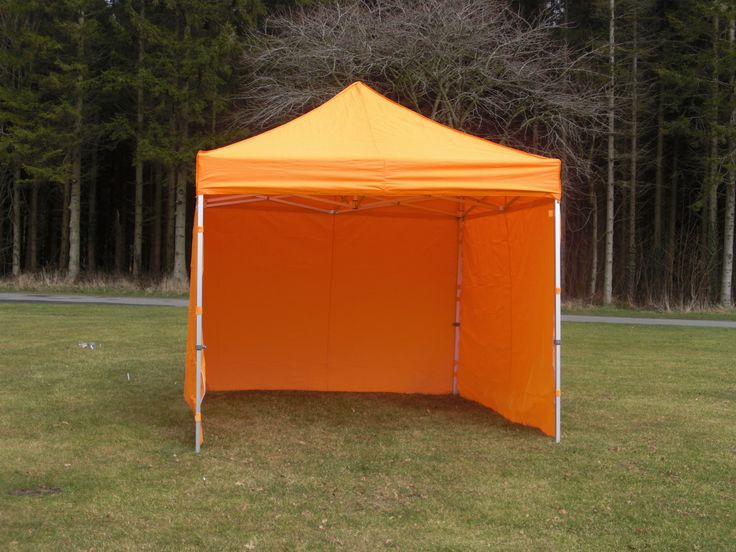 The X X pop up extreme orange tent by Poptents Ireland stands strong in unpredictable weather conditions thus providing necessarily protection for outdoor ... & 10 best Heavy Duty Pop Up Gazebo images on Pinterest | Tent Tents ...