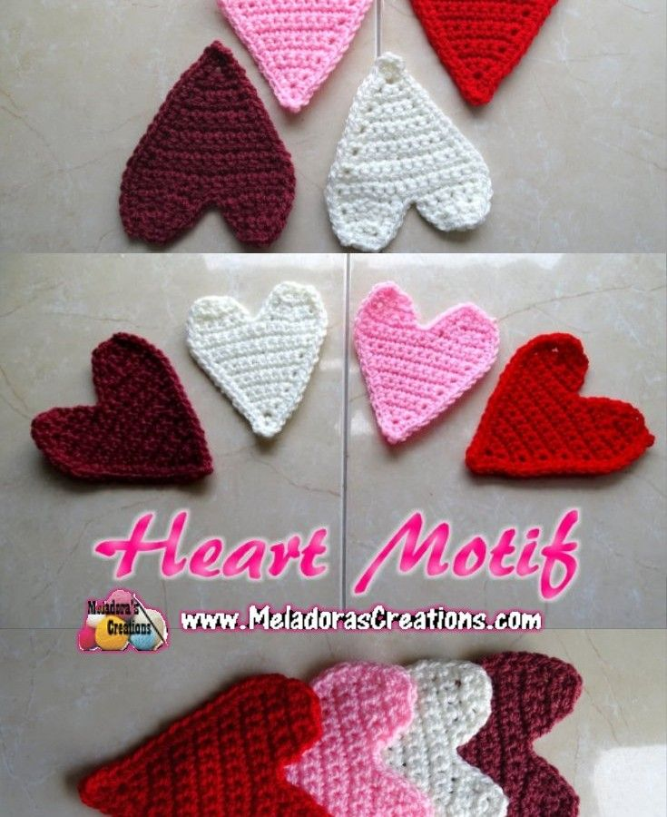 43 best Valentine\'s Day Crochet Patterns images on Pinterest ...