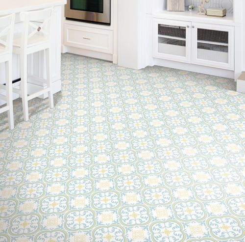 1970s Style Kitchen Flooring Kahlo By Ivc Retro Vinyl Flooring Vinyl Flooring Kitchen Vinyl Sheet Flooring