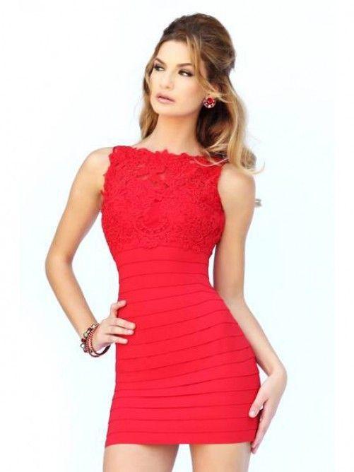 93 best Abendkleider Rot - günstig Abendkleider Rot Kaufen images on ...