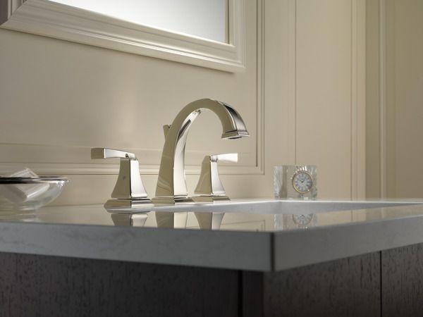 Delta Dryden Polished Nickel 2 Handle Widespread: Best 25+ Lavatory Faucet Ideas On Pinterest