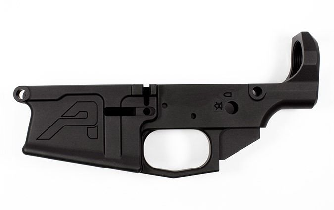 M5 .308 Stripped Lower Receiver - Aero Precision