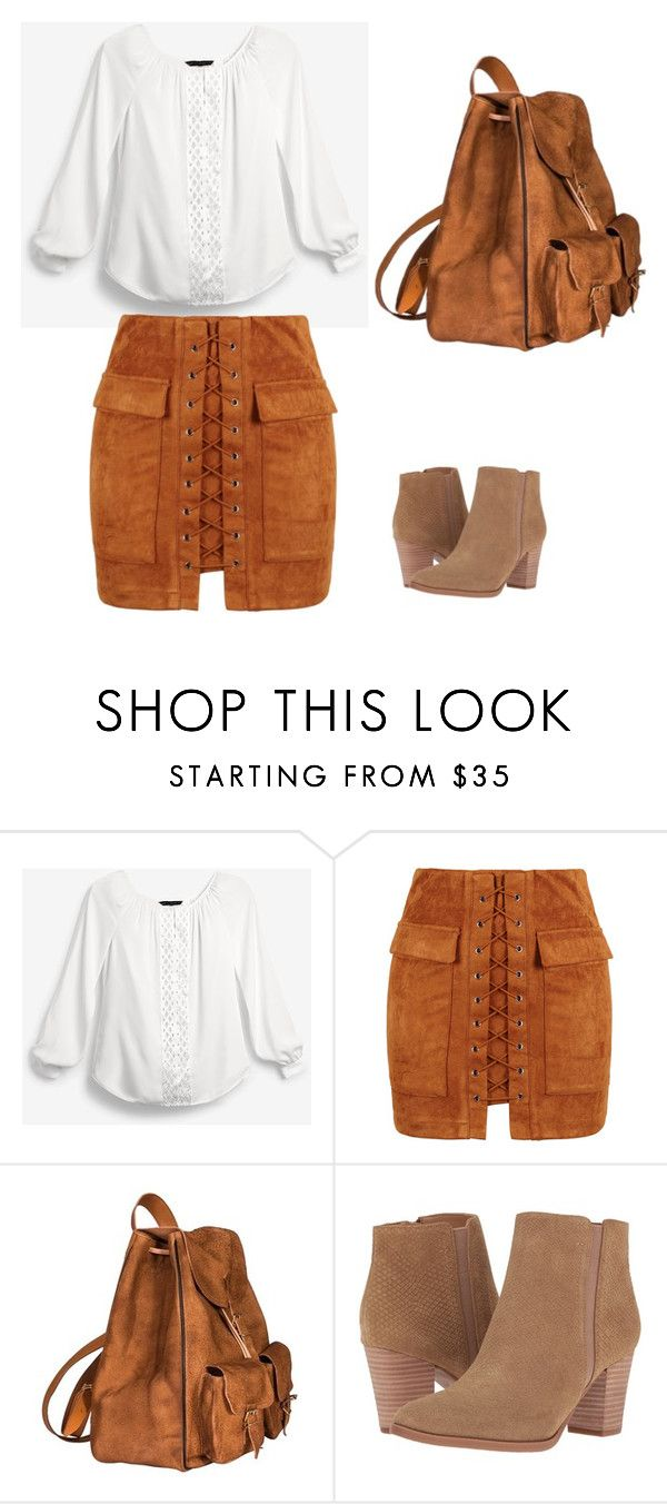"""""""Untitled #34"""" by margaretbistolfi on Polyvore featuring White House Black Market, WithChic, Yves Saint Laurent and Franco Sarto"""