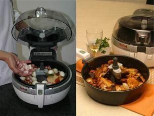 Tempo: 40 minutos + tempo para marinar  Quantidade: 4 Pessoas   Ingredientes:  1 frango  70 g de bacon  12 cebolinhas  1 cerveja preta (33 ...