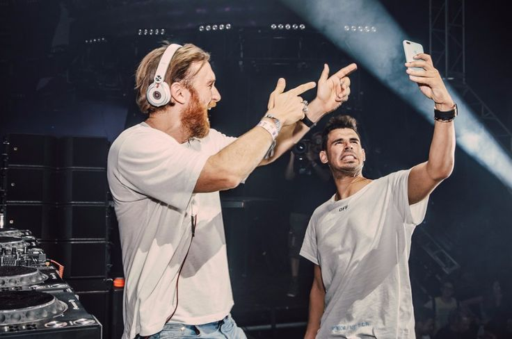 "French DJ David Guetta and Dutch DJ Afrojack premiered a new song ""Dirty Sexy Money"" featuring Charli XCX and French Montana."