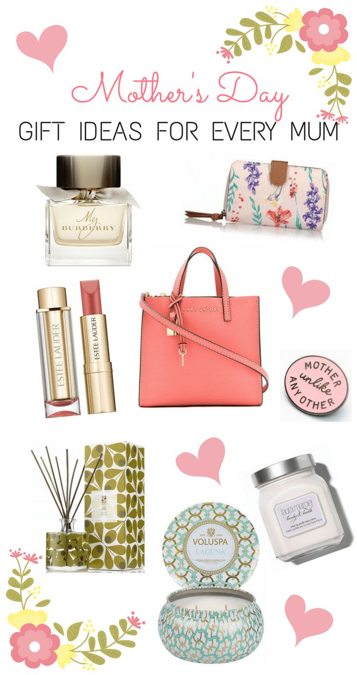 Mother's Day Gift Ideas For Every Mum | Mummy Gifts | Gifts For Her | Beauty Gifts | Fashion Gifts | Home Gifts |