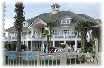We stayed at the Beach Club in Gulf Shores, AL for our honeymoon - incredible!