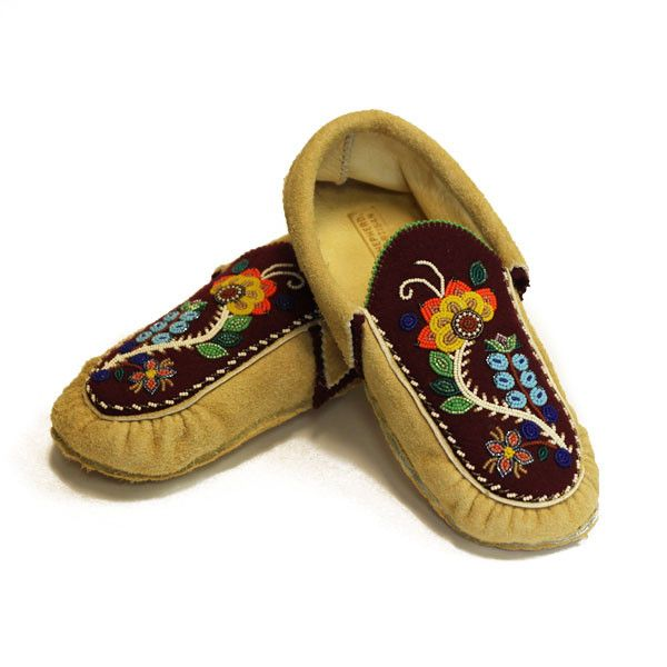 Lisa Shepherd Moccasins - Ladies 10 / Men's 8