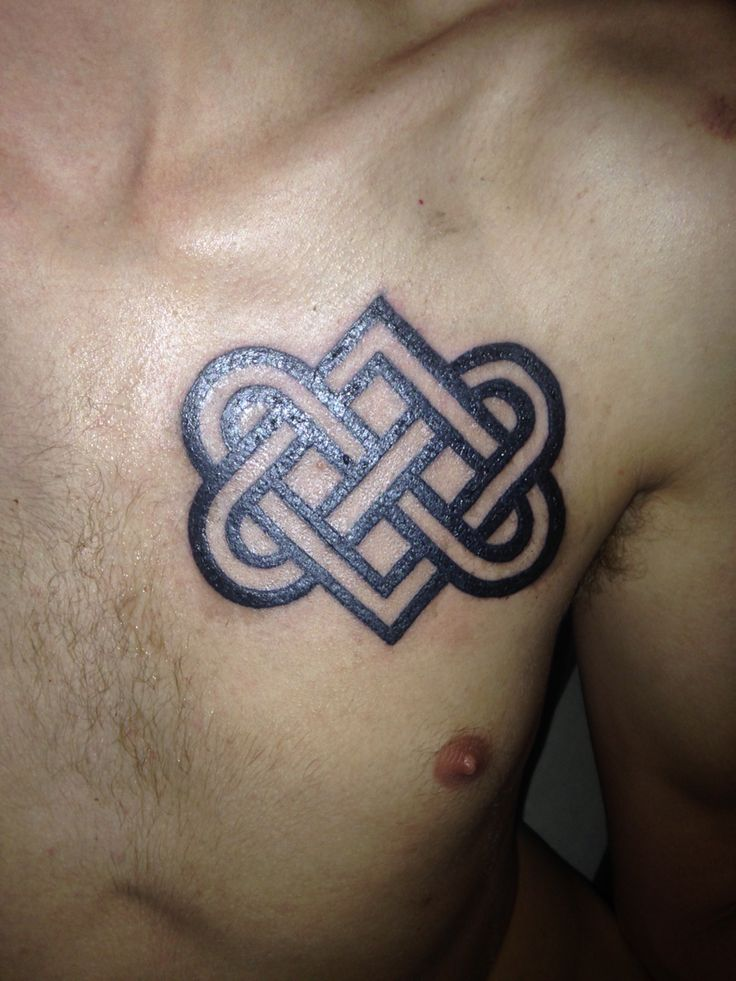 I 39 m so happy that i got my first tattoo it 39 s a celtic for Eternal images tattoo