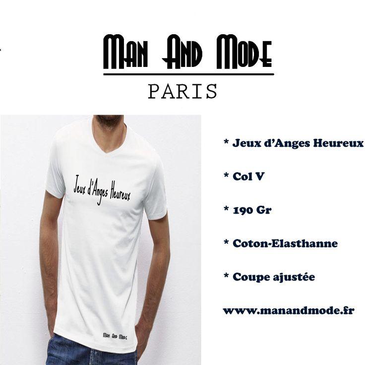 Man And Mode - Inspiration maison - #teeshirt #originalité #creationManAndmode #création #manandmode #jeux