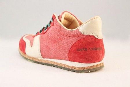 Scarpe ecologiche: le nuove calzature con suola in mais di Carta Vetrata