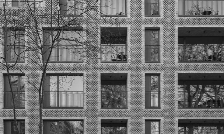 Forskerboliger, Carlsberg - Praksis arkitekter