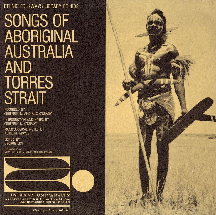 Various - Songs of Aboriginal Australia and Torres Strait