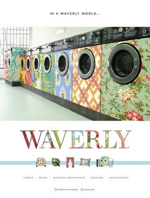 OMG. imagine a washer with liberty patterns on the front... #heaven.