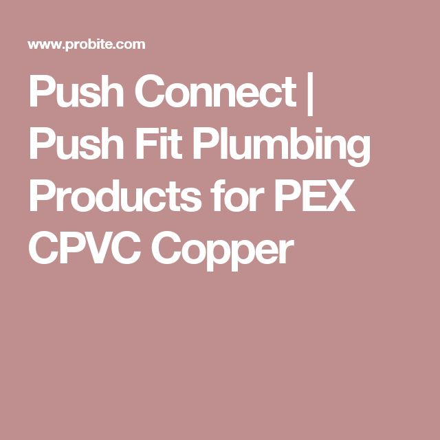 17 best ideas about cpvc fittings on pinterest pvc for Pex pipe vs cpvc