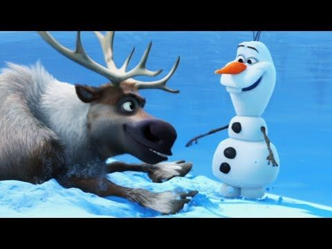 ▶ Frozen Trailer 2013 Disney Movie Teaser - Official [HD] - YouTube