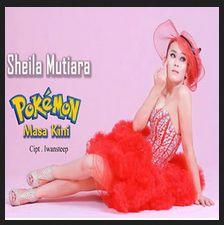 Lirik Lagu Pokemon Masa Kini - Sheilla Mutiara