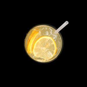 Homemade Lemonade  from Makkah Halal Tandoori Restaurant in Los Angeles #Food #Halal #Lemonade forked.com