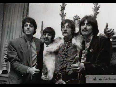 "▶ The Beatles ""I'm so tired"" - YouTube"