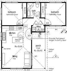 Image Result For Floor Plans L Shaped 2 Bedroom Granny