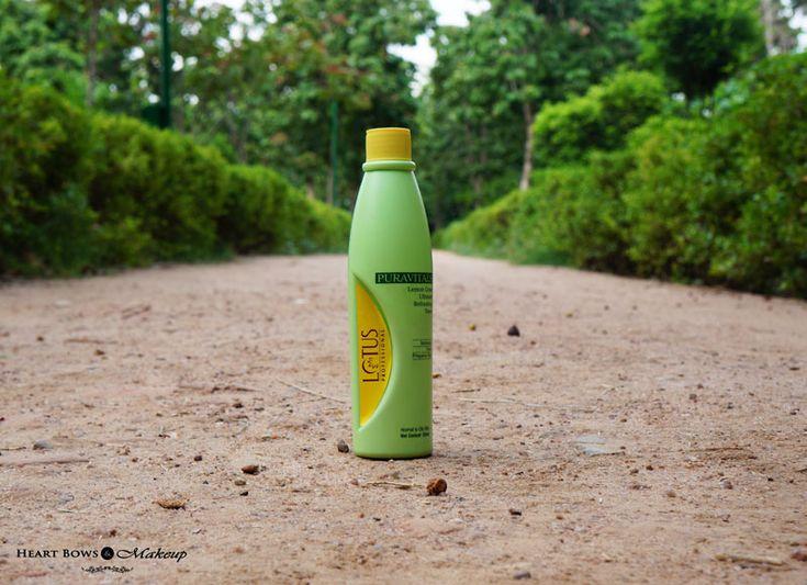 Lotus Professional Puravitals Lemongrass Toner Review http://www.heartbowsmakeup.com/lotus-professional-puravitals-lemongrass-refreshing-toner-review/