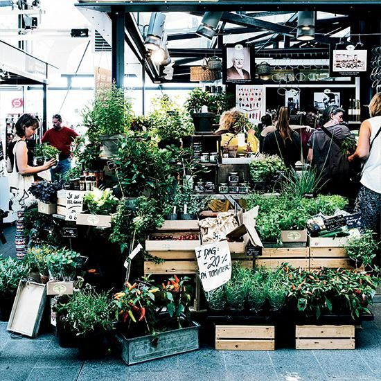 Europe's Best New Food Markets: Torvehallerne; Copenhagen
