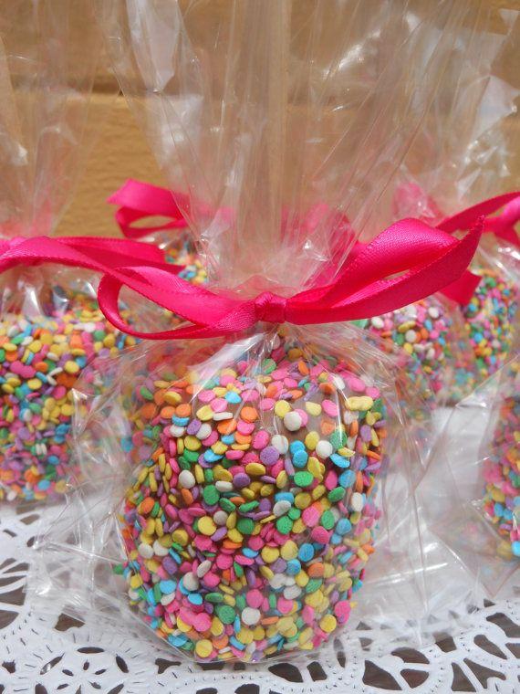 4 HUGE JUMBO Chocolate Covered Marshmallow Pop Treats ...