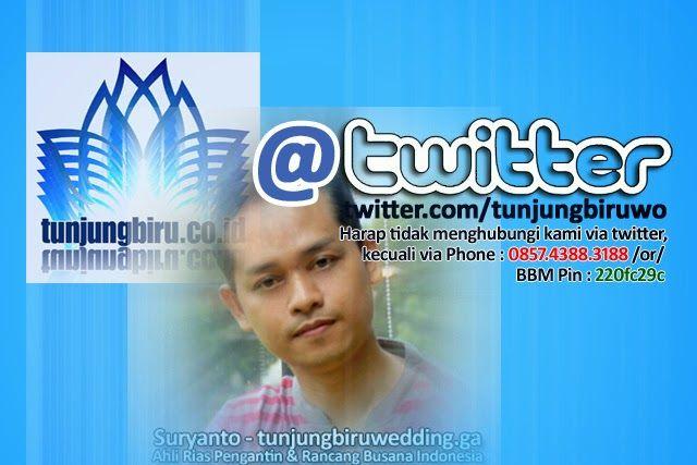 Twitter Tunjung Biru - @tunjungbiruwo