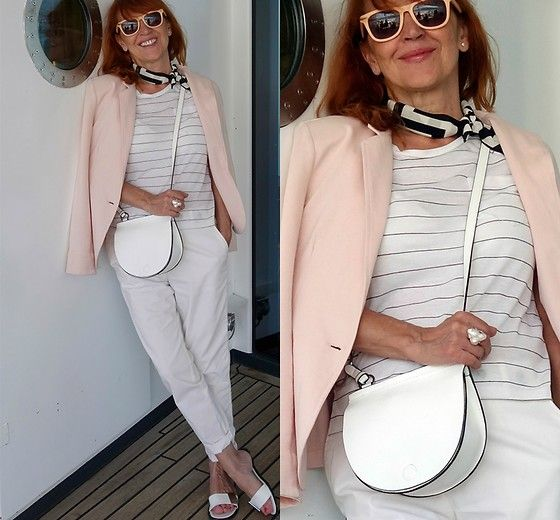 Get this look: http://lb.nu/look/8755773  More looks by Baba Slovakova: http://lb.nu/user/6155919-Baba-S  #chic #preppy #street #zuerich #zuerichsee