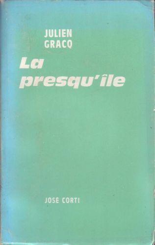 La Presqu'île de Julien Gracq