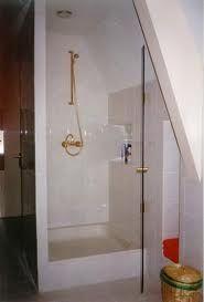 Douche onder schuin dak google zoeken badkamer pinterest search - Tub onder dak ...