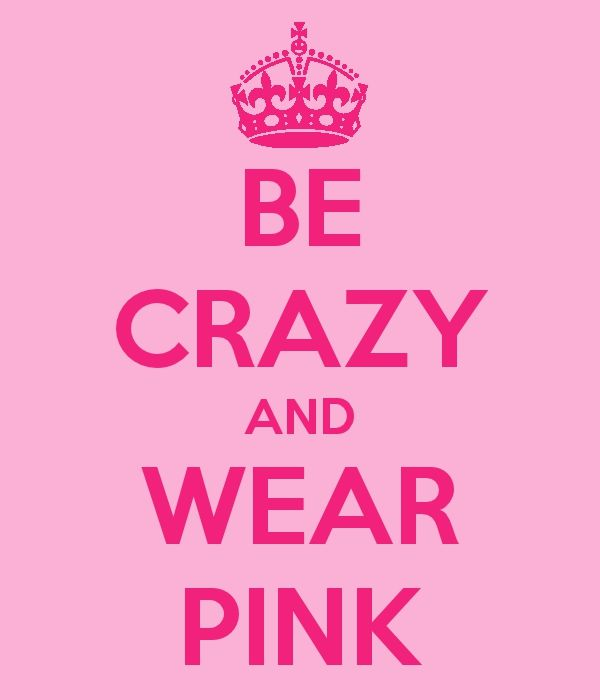 Wear Pink - Breast Cancer Awareness Month @Linda Bruinenberg Everett Louisville