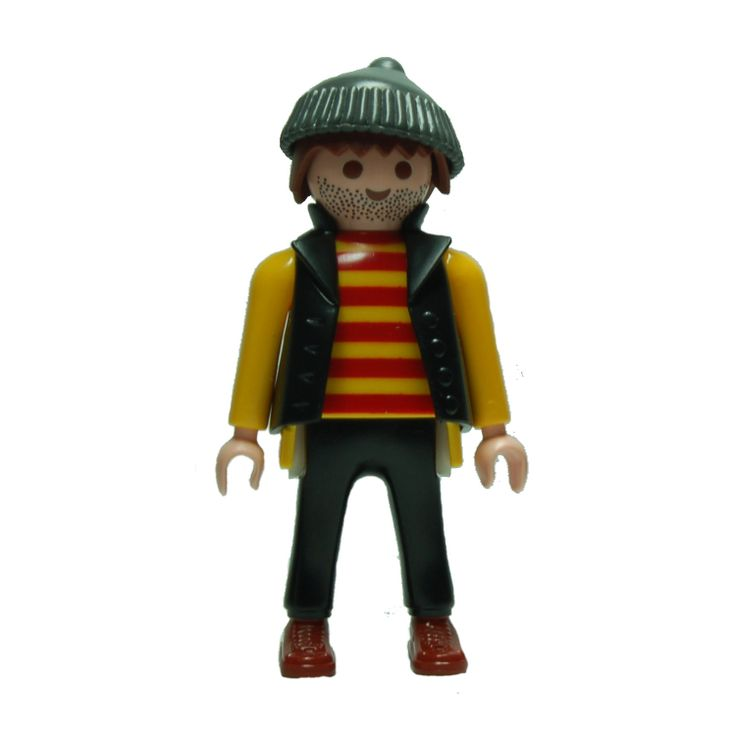 Jake from Playmobil© 3136 in 360°