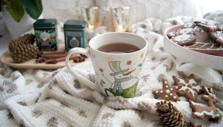 Tea Time! Mój sposób na zimowe i rozgrzewające herbaty - życieinspiruje.pl